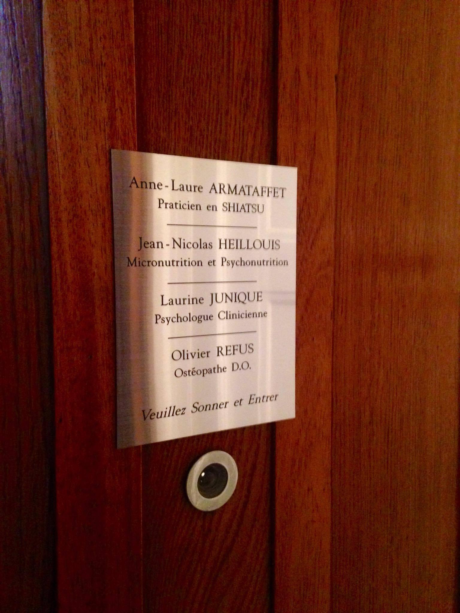 Cabinet Paramédical 29 Rue Sommeiller 1er Etage 74000 ANNECY